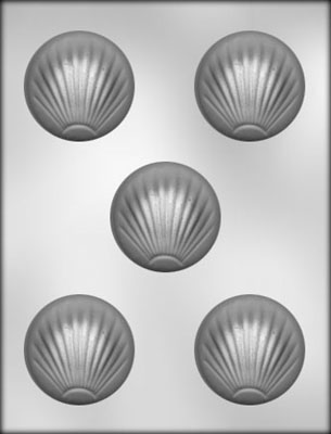 Shell Mint Chocolate Mold