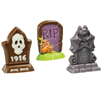 Tombstones Chocolate Mold