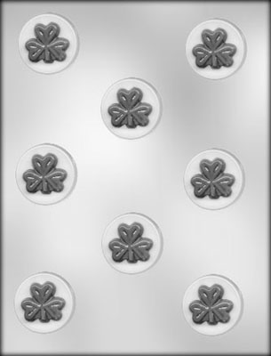 St Pats Mints Chocolate Mold