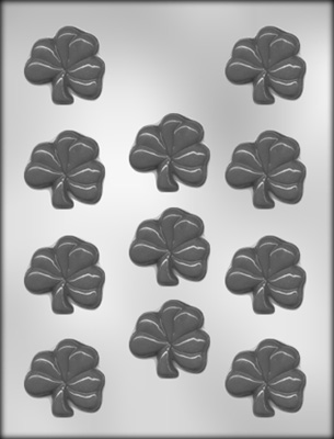 CK Products Shamrock Chocolate Mold