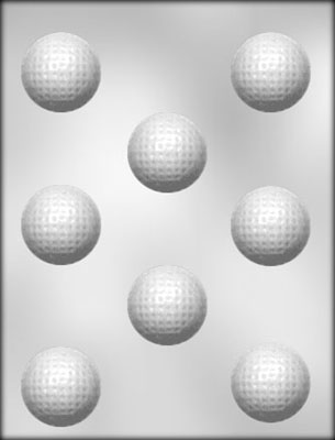 CK Products Golf Ball Chocolate Mold