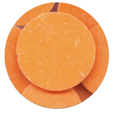 Merckens Orange (vanilla) Candy Coating