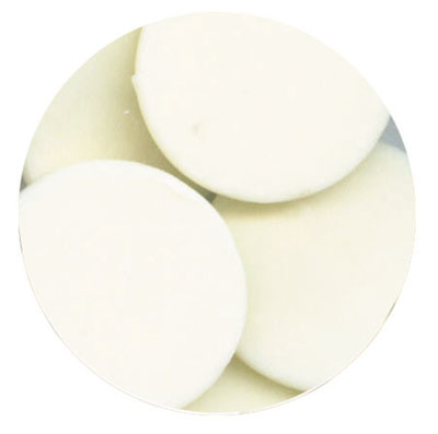 Merckens White (vanilla) Candy Coating