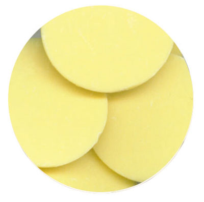 Merckens Yellow (vanilla) Candy Coating