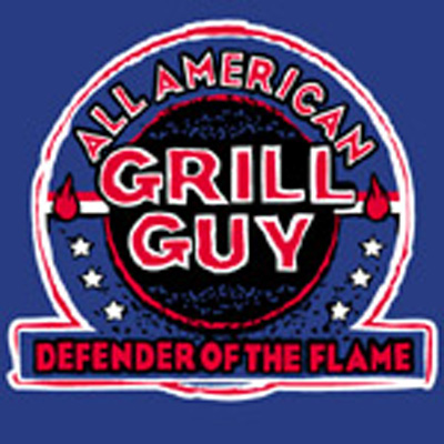 All-American Grill Guy Apron