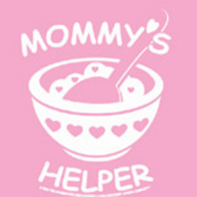 Mommy's Helper Children's Apron
