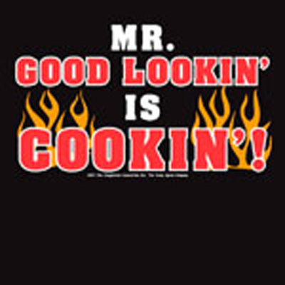 Mr. Good Looking Apron