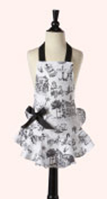 Jessie Steele Cafe Toile Children's Bib Apron