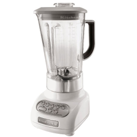KitchenAid 5 Spd Blender w- Shatter Resistant Jar