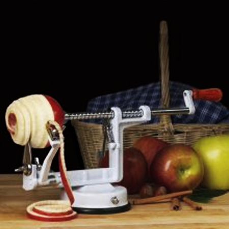 Universal Apple Peeler