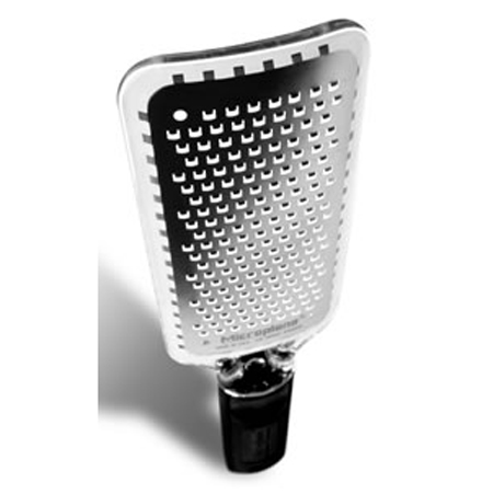 Coarse Grater with Black Handle