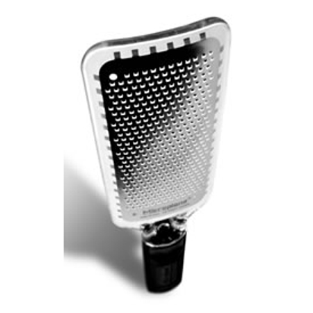 Fine Grater with Black Handle