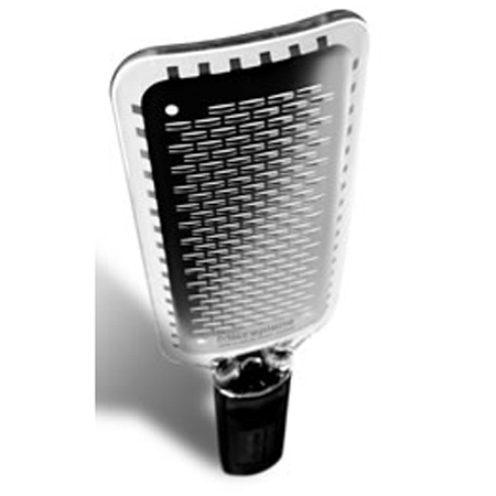 Microplane Fine Ribbon Grater with Black Handle