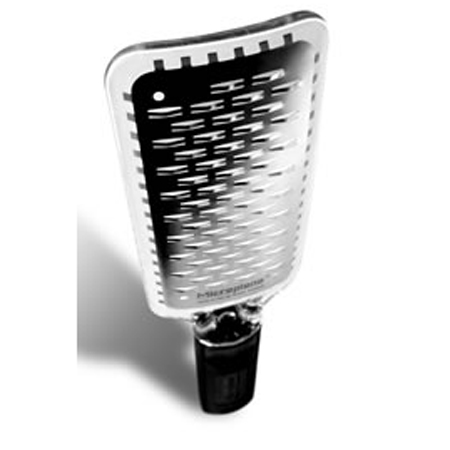 Microplane Medium Ribbon Grater with Black Handle