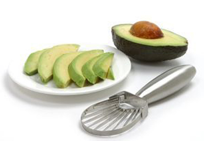 Norpro Stainless Steel Avocado Slicer