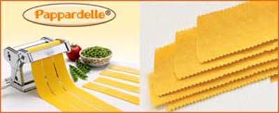Pappardelle Attachment for Pasta Machine
