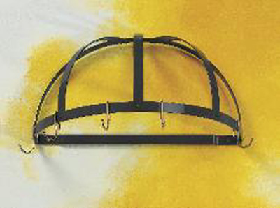 Rogar Half Dome Pot Racks without Grid