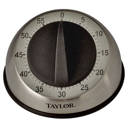 Taylor Easy Grip Kitchen Timer
