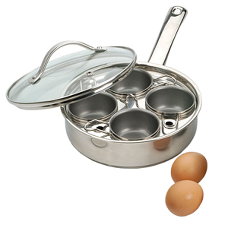 RSVP Endurance 4-Egg Poacher