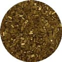 TBK Metallic Gold Coarse Sugar