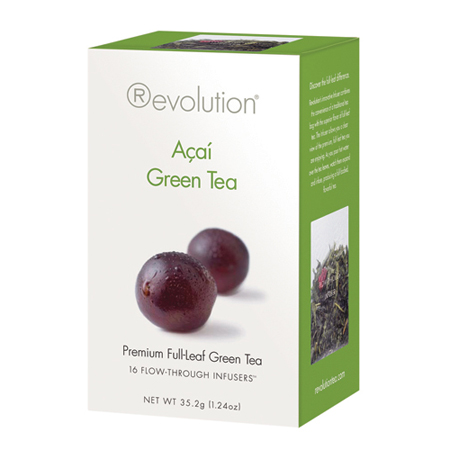 Revolution Tea Acai Green Tea 16 Ct. Infuser Bags