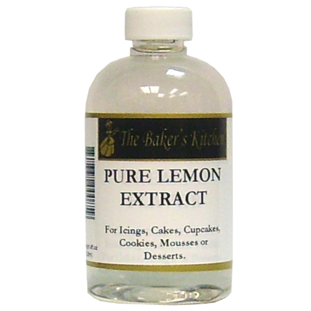 TBK Pure Lemon Extract