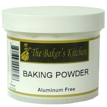 Aluminum-Free Baking Powder 4 oz.