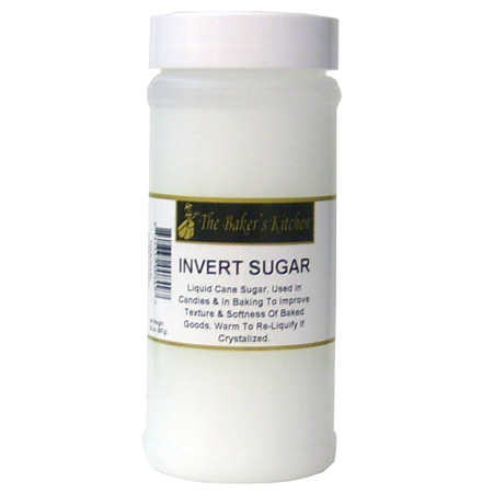 TBK Invert Sugar 1-1-4 Pound Container