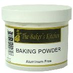 TBK Aluminum-Free Baking Powder 4 oz.