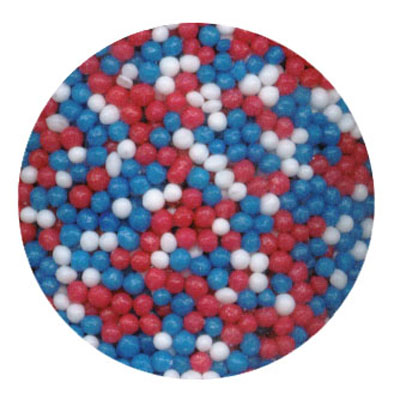 TBK Patriotic Mix Nonpareils