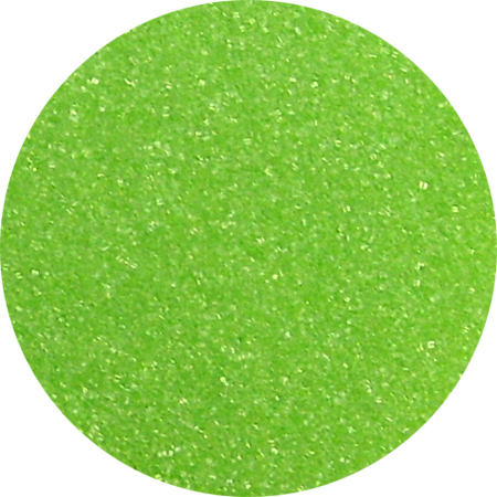 TBK Lime Green Sanding Sugar