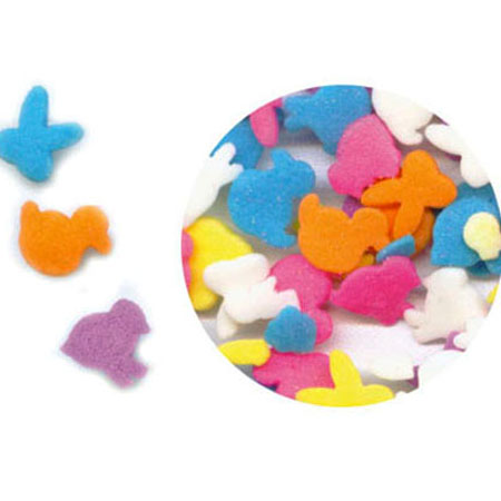TBK Easter Mix Shaped Sprinkles