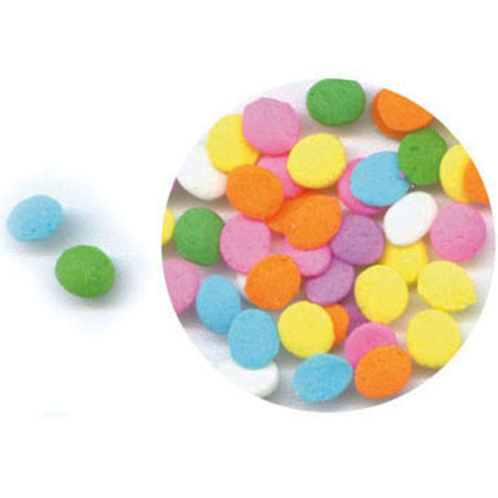 Pastel Sequins (small) Shaped Sprinkles