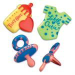TBK Baby Cake Picks & Rings