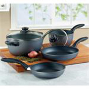 TBK Anodized Aluminum Cookware