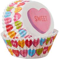 TBK Valentine's Day Baking Cups