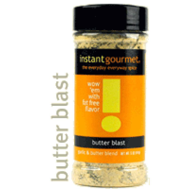 Instant Gourmet Seasoning Instant Gourmet Butter Blast