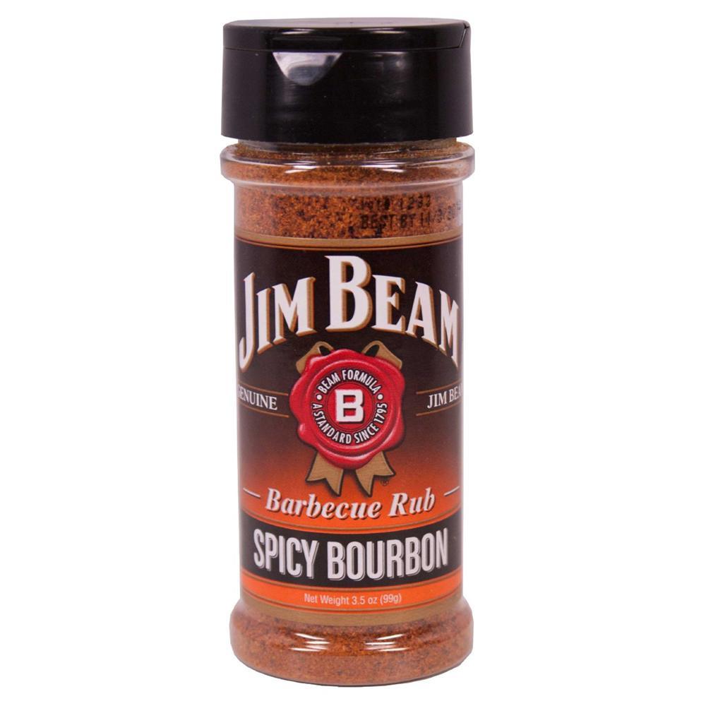 Jim Beam Spicy Bourbon Barbecue Rub