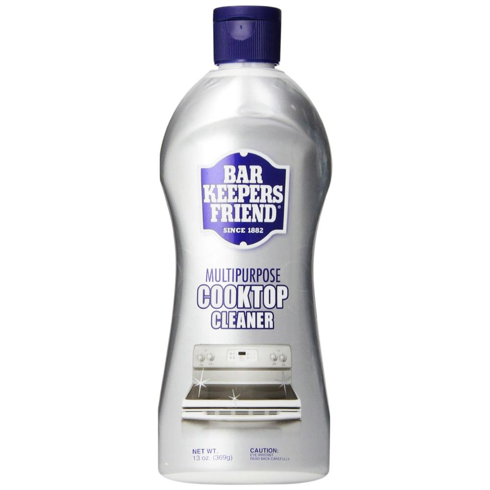 Bar keepers friend cooktop