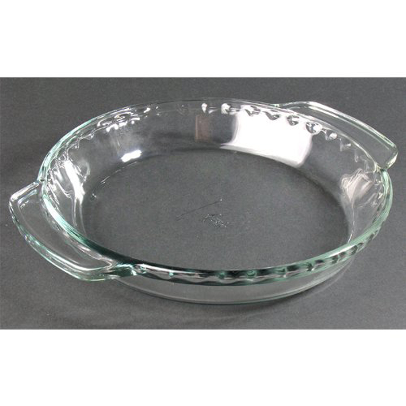 sc 1 st  The Bakeru0027s Kitchen & Anchor Hocking Fire King 9 Inch Deep Glass Pie Pan
