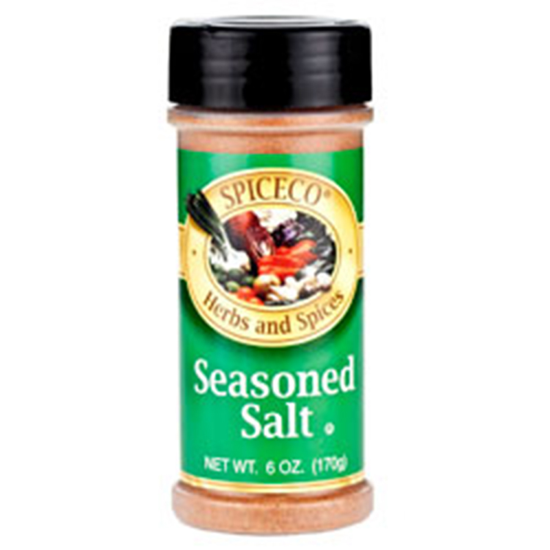 Seasoned Salt Brands Spiceco Seasoned Salt 6 Ounce