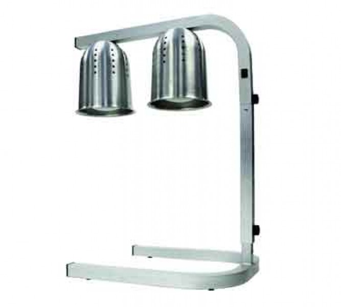Weston Commercial Free Standing Heat Lamp