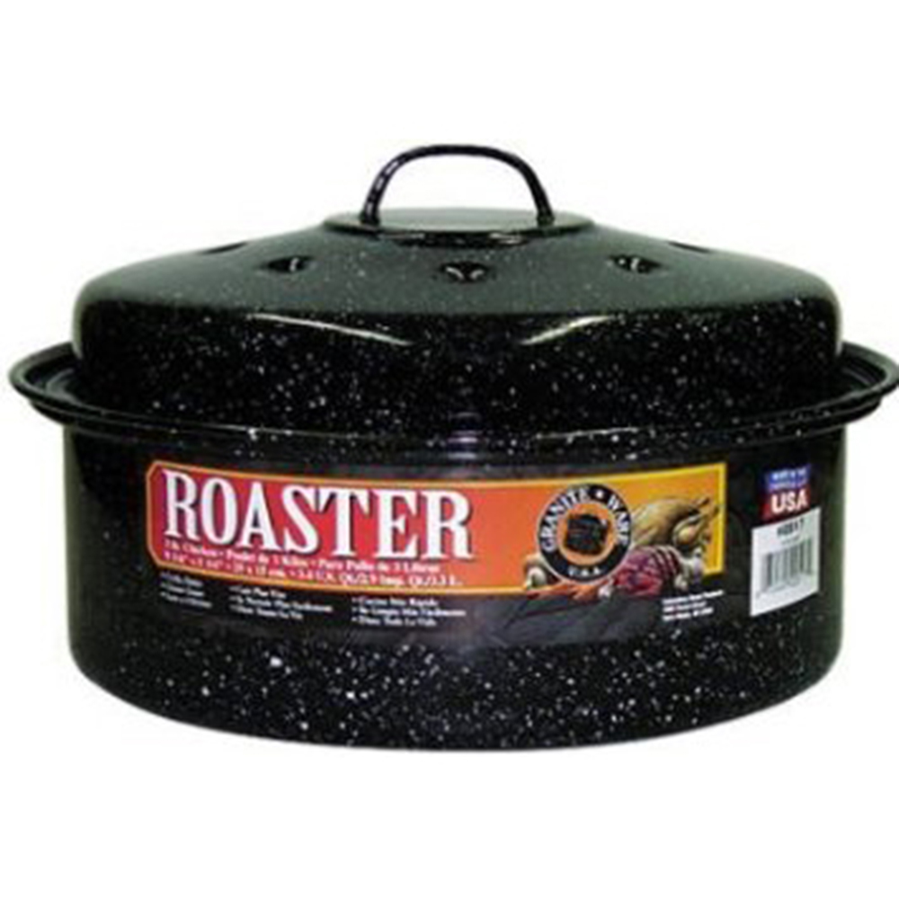 Granite Ware 10 Inch Covered Roaster