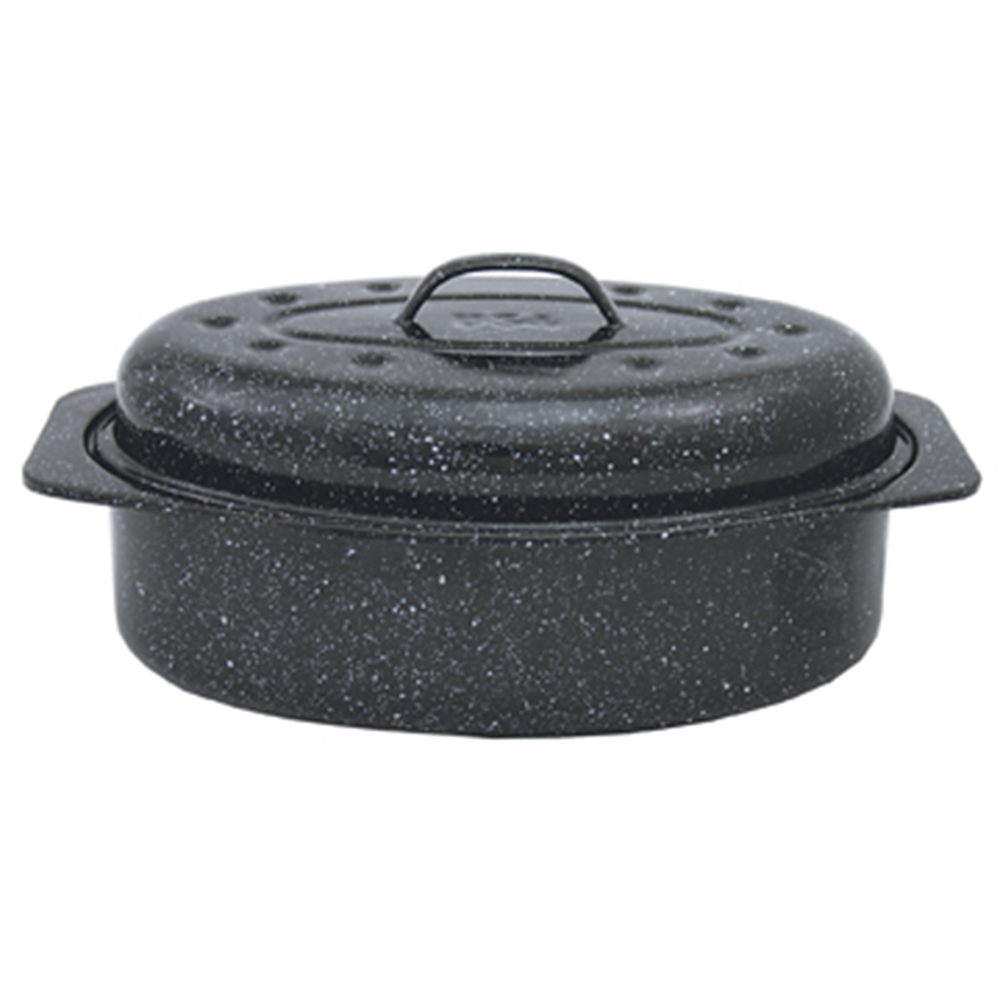 Granite Ware 13 Inch Covered Roaster