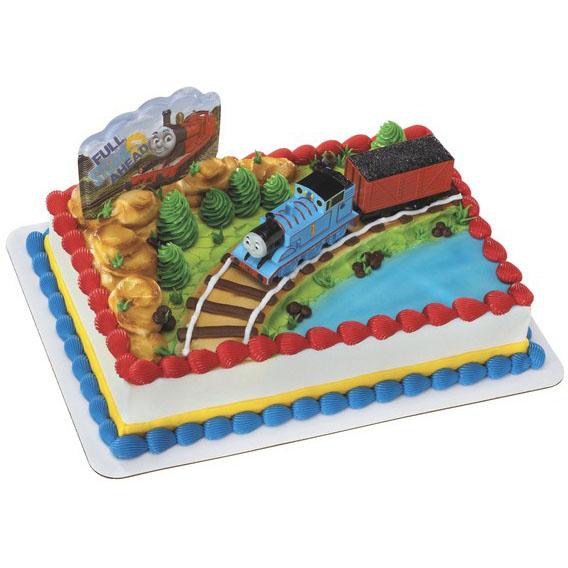 Decopac Thomas & Coal Car Cake Kit