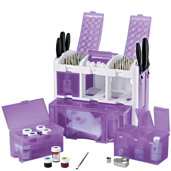 Wilton Ultimate Tool Caddy Caddy Only Amazing Cake Decorators Tool Box