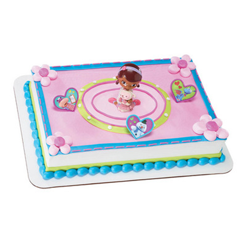 Decopac Doc Mcstuffins Cake Kit