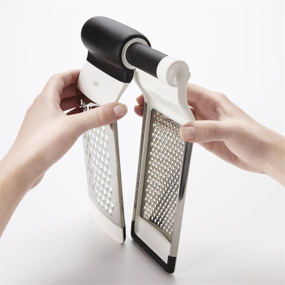 Kitchen Grips: OXO Good Grips Two-Fold Grater
