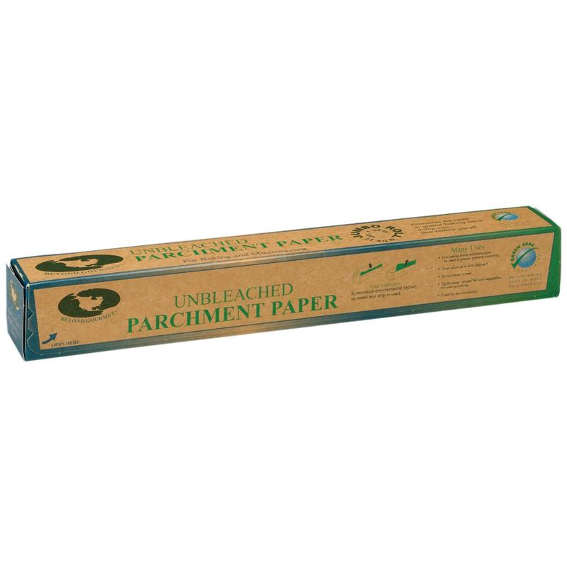unbleached parchment paper Martha loves using parchment paper in the kitchen parchment paper is grease- and moisture-resistant paper specially treated for oven use it is very versatile -- use.
