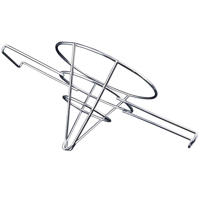 winco fryer  canning filter stand  10 inch